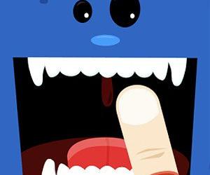Bite My Fingers