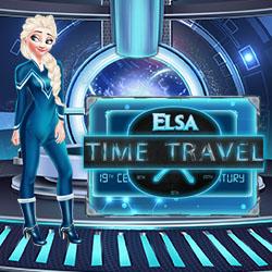 ELSA TIME TRAVEL GAME