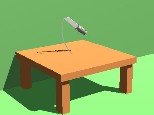FLIP THE KNIFE 3D