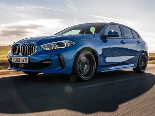BMW 1 SERIES UK PUZZLE