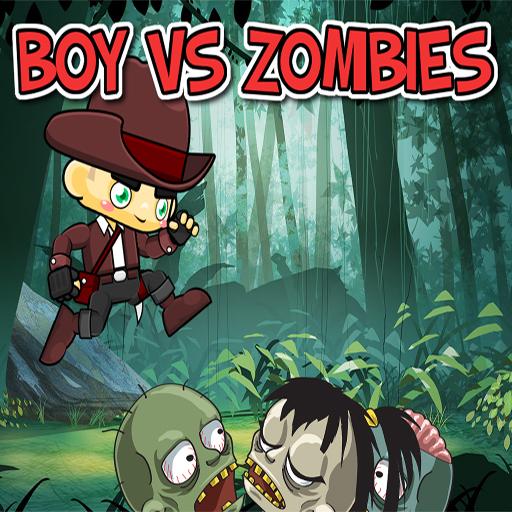 BOY VS ZOMBIES L