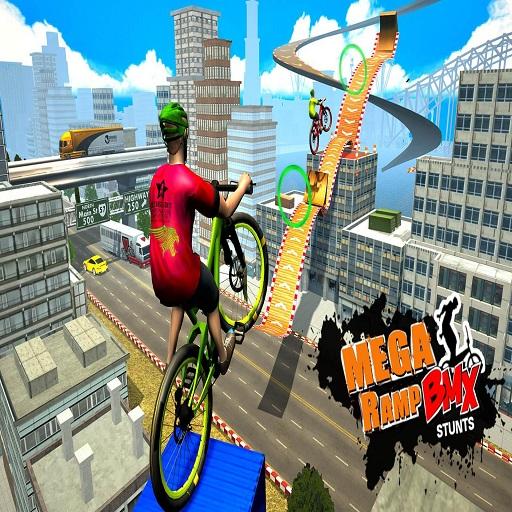 BMX RIDER IMPOSSIBLE STUNT RACING : BICYCLE STUNT